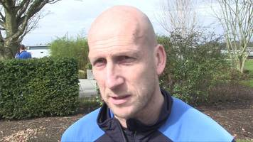 reading: jaap stam not treating sheffield wednesday game any different