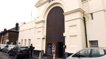 man charged with helping prisoner escape hmp pentonville
