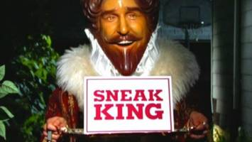 game of the year: sneak king