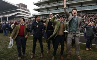 cheltenham festival tips: sizing john value to upset gold cup favourites