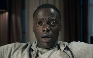 get out is a brilliant scary movie where casual racism is the unseen terror