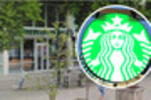 Don't miss Starbucks giving away free coffee Bristol today
