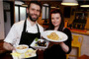 ​Nottingham's independent restaurant and bar scene is booming -...