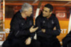 Futures of Gary Brazil and Jack Lester at Nottingham Forest to be...