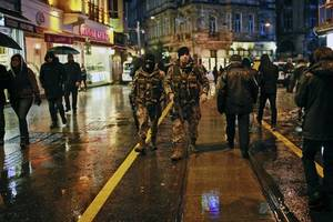 report: police foil 'sensational' is attack in istanbul