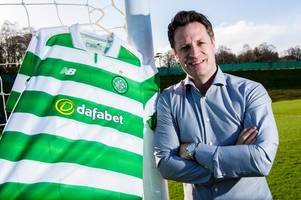 celtic scouting chief lee congerton insists scottish talent will be at the heart of his work in finding new hoops stars