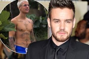liam payne gave troubled justin bieber his number and told him to call any time to 'chat' about perils of fame