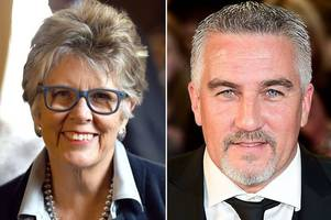 line up for new-look great british bake off is confirmed - and mel and sue's replacement will definitely surprise you