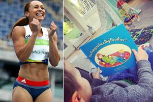 olympic gold medallist jess ennis-hill expecting second child after retiring from athletics