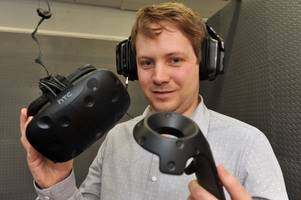 What happened when our reporter tried out virtual reality gaming at a new centre in Swansea