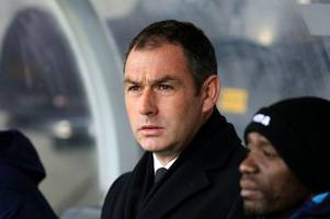 Select the team YOU want Paul Clement to pick for Swansea City's crunch Premier League relegation clash with Bournemouth