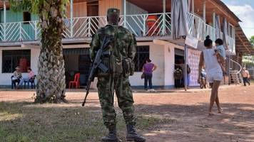 dozens of rights activists killed in colombia in 2016