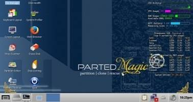 Parted Magic 2017_03_14 Adds Tool to Extract Embedded Windows Product Keys, More
