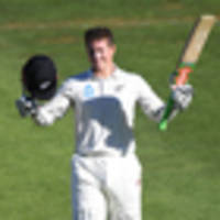 Cricket: Henry Nicholls stars on mixed day for New Zealand