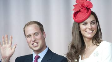Duke and Duchess of Cambridge head to Paris for two-day visit