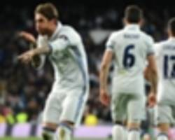 Real Madrid Team News: Injuries, suspensions and line-up vs Athletic