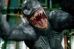 """It still needs a cast and director, but Sony says a 'Venom"""" movie is coming in 2018"""