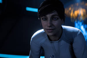 Wonky facial animations in 'Mass Effect: Andromeda' might not be fixed