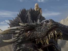 The dragons on the next season of 'Game of Thrones' will be the 'the size of 747s'