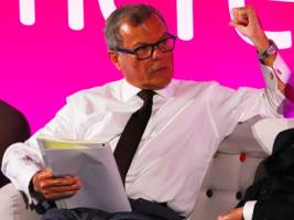 WPP chief Sir Martin Sorrell on the YouTube ad boycott: Google cannot 'masquerade' as a tech company — it has the 'same responsibilities as any other media company' (GOOG, WPPGY)