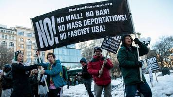 Trump travel ban: Move to appeal against Maryland travel ban ruling