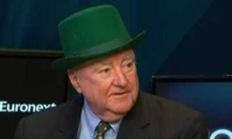 Quiet Start To Quad-Witching St. Paddy's Day: Futures Flat, Global Stocks Mixed