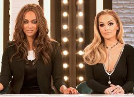 tyra banks wants her 'america's next top model' job back, replaces rita ora as host