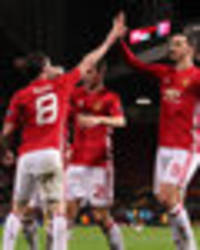 Europa League XI of the week: Three Man Utd players make official team
