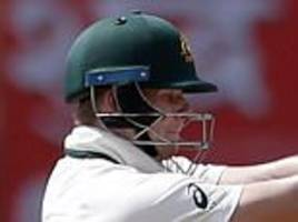 Steve Smith hits 178 not out but India fight back