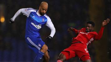 cardiff city v ipswich town