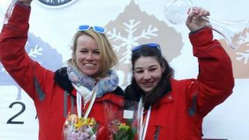 menna fitzpatrick: welsh skier wins second bronze in world cup finals