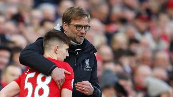 Liverpool boss Jurgen Klopp says now not time for Woodburn Wales call-up