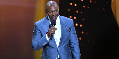 "dave chappelle opens up about prince, ""snl"" drama, cosby, more in rare interview"