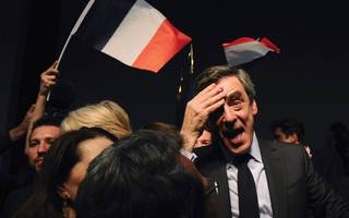 poll shows french think 'dishonest' fillon should withdraw from race