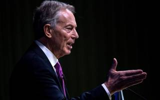 Tony Blair launches anti-populist institute which definitely isn't a party