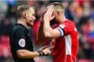 bristol city boss lee johnson receives a formal apology from the...
