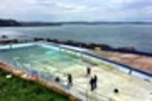Volunteers needed to help get Brixham's Shoalstone Pool ready to...