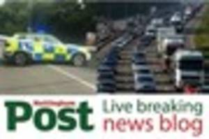 Breaking news, travel and weather updates around Notts on Friday,...