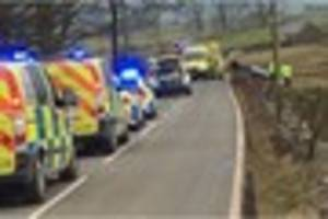 leek man charged with causing death by dangerous driving...