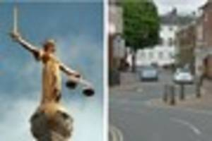 On this Day: Drunk Lichfield labourer threatened police officers