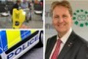 Lichfield and Tamworth  Police's use of Taser deemed 'good' by...
