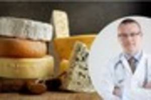 Eating too much cheese linked to 50 per cent increase in breast...