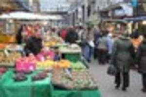 Surrey Street Market moving to new Croydon location for 10 weeks