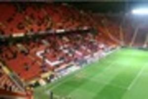 Charlton Athletic and the missing fans against Bradford City