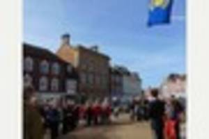 blandford hosts commonwealth day ceremony
