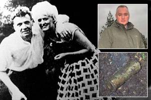 moors murders bullets finally found - and could provide vital clue to find missing victim's body