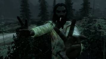 touch the skyrim: nick and griffin party hard with mewtwo