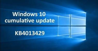 Easy Fix for Windows 10 Cumulative Update KB4013429 Issues
