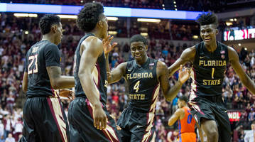 A uniquely dangerous duo: How Jonathan Isaac and Dwayne Bacon are propelling Florida State