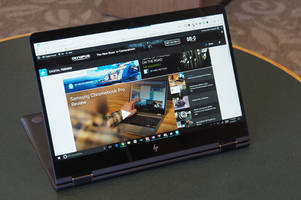 A tale of two similar machines: HP's Spectre 360 13 vs. Dell's XPS 13 2-in-1